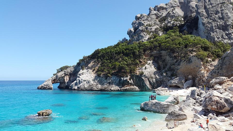 Törnvorschlag für Sardinien