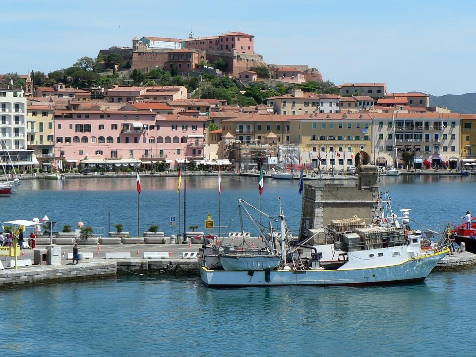 Törnvorschlag  Toskana Elba