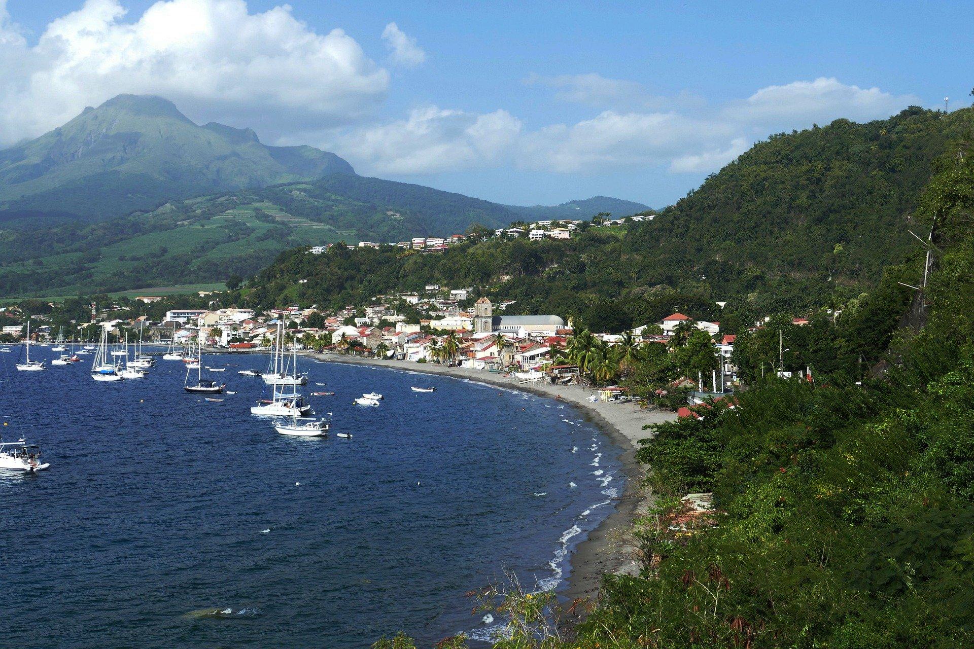 Yachtcharter Martinique