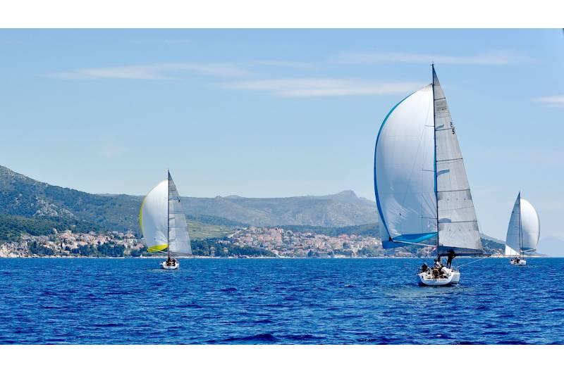 Törnvorschlag für das Segelrevier Zadar Biograd und Umgebung