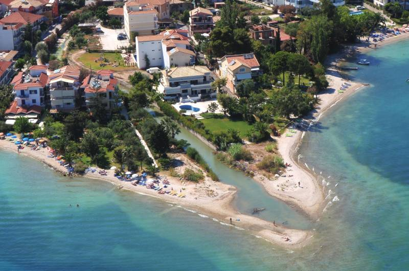 Törnvorschlag für das Ionische Meer
