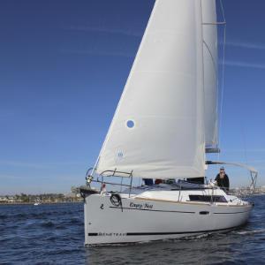 Sailing boat Charter
