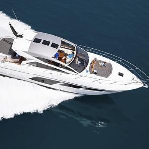Motor boat Charter