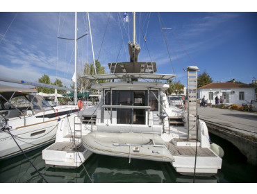 Bali 4.0 Blue Dream II / with air-condition, generator & watermaker