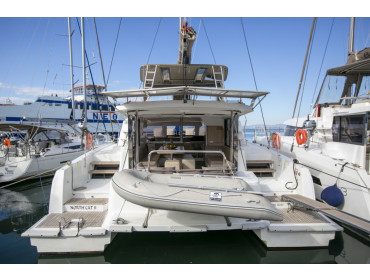 Bali 4.1 North Cat II / with air-condition, generator & watermaker