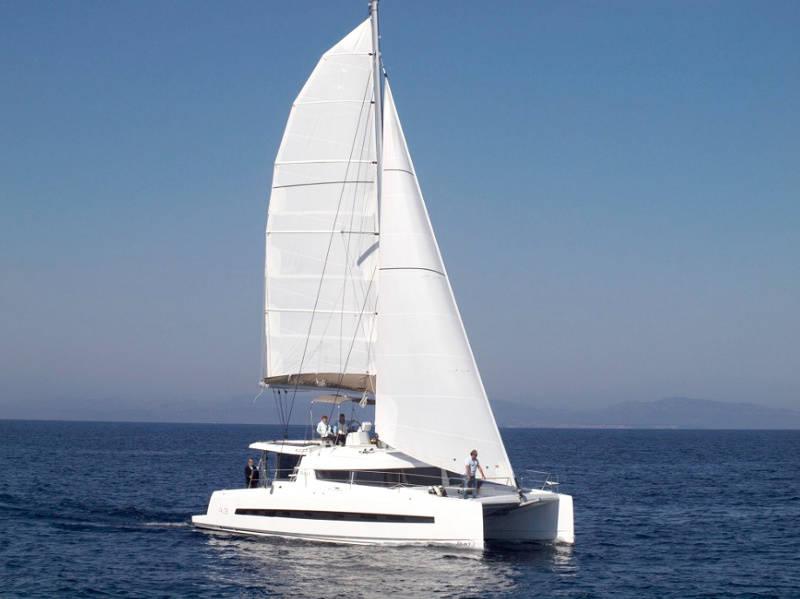 Bali 4.3 Bareboat AQUA AQUA