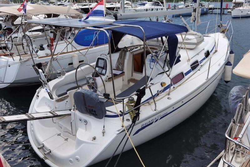 Bavaria 33 Cruiser Cura