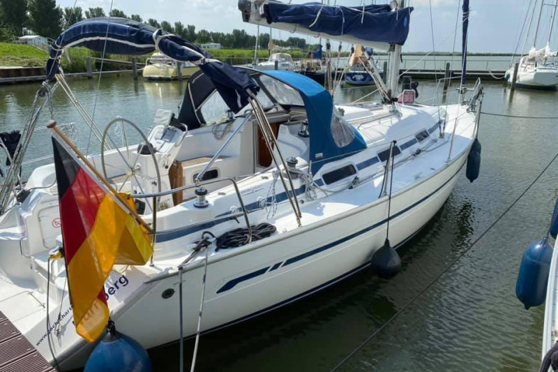 Bavaria 36 Magic Mouse
