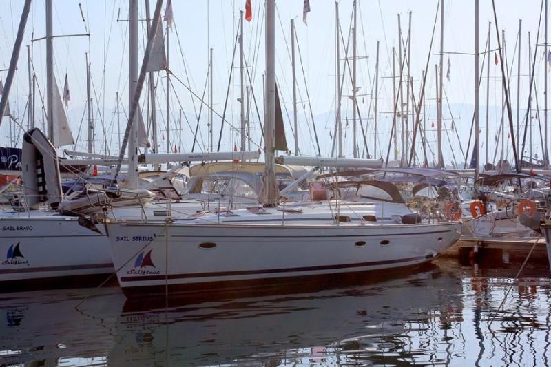 Bavaria 50 Cruiser Sail Sirius