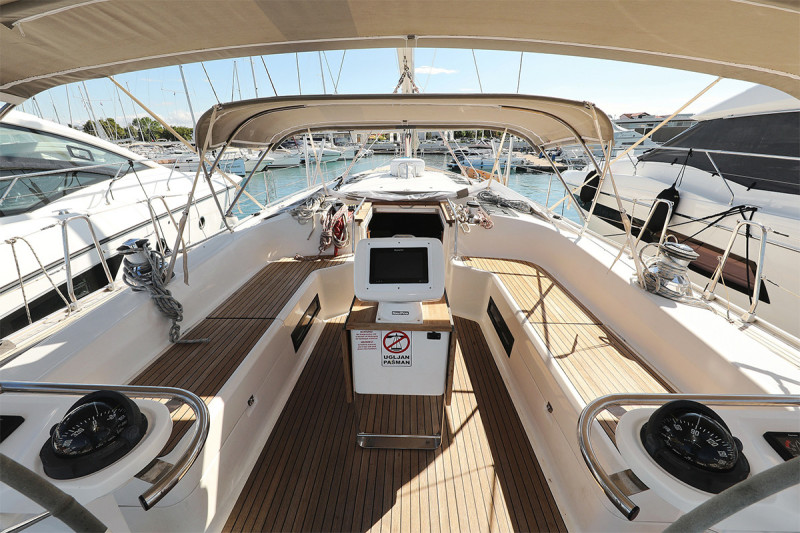 Bavaria 55 Cruiser Rawa (Skippered)