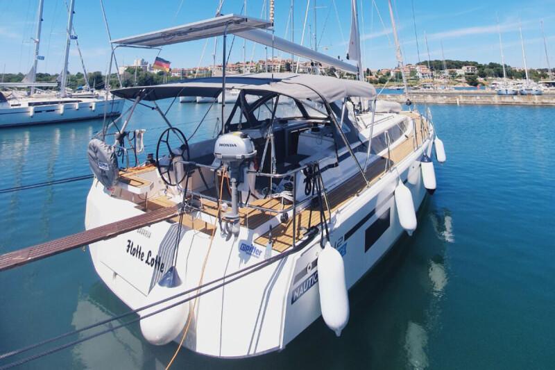 Bavaria C42 Style Flotte Lotte