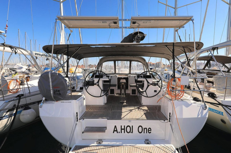 Bavaria C45 Holiday A.HO.I. one