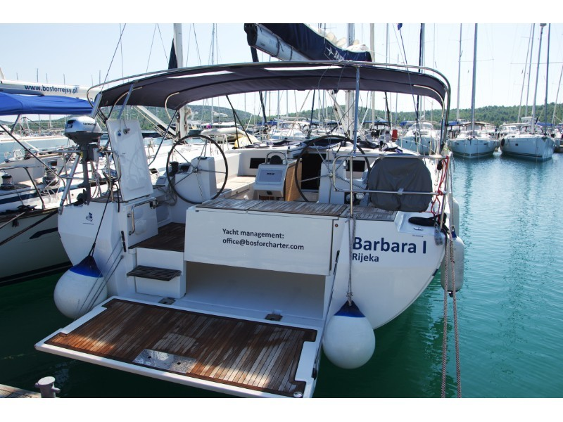 Bavaria C45 Holliday Barbara - Model Holiday