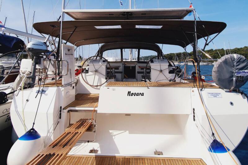 Bavaria C50 Style Novara