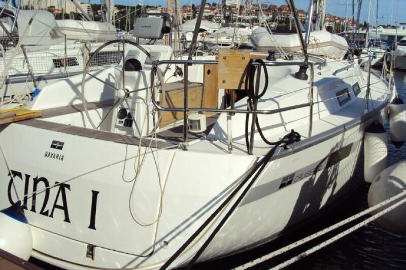 Bavaria Cruiser 32 Tina