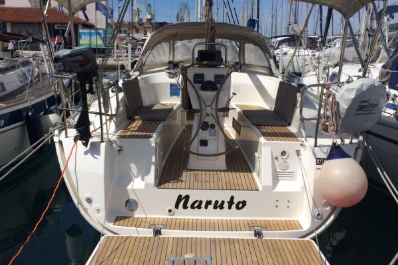 Bavaria Cruiser 32 Naruto