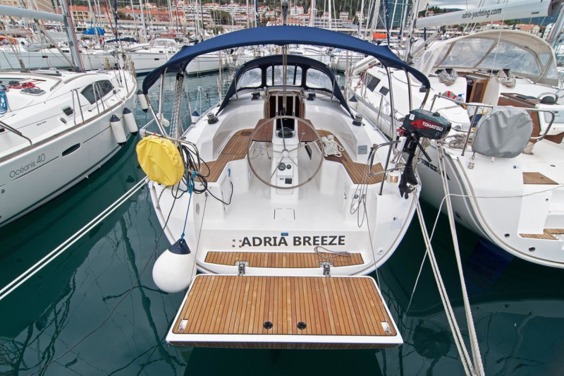 Bavaria Cruiser 33 Adria Breeze