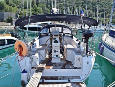 Bavaria Cruiser 33  Fei