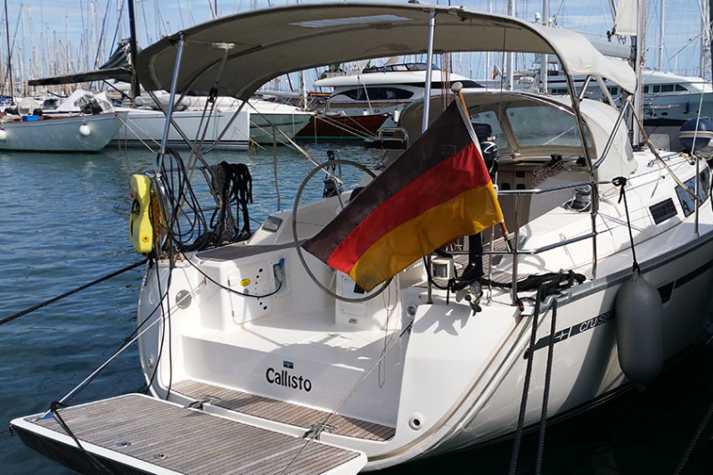 Bavaria Cruiser 33 Callisto