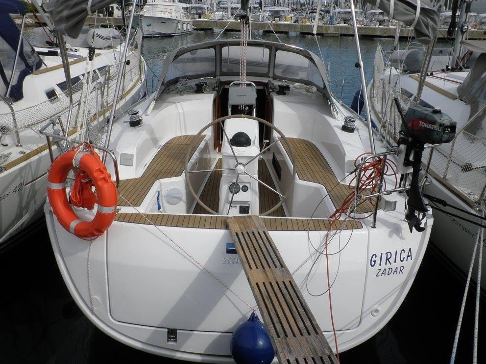 Bavaria Cruiser 33 GIRICA