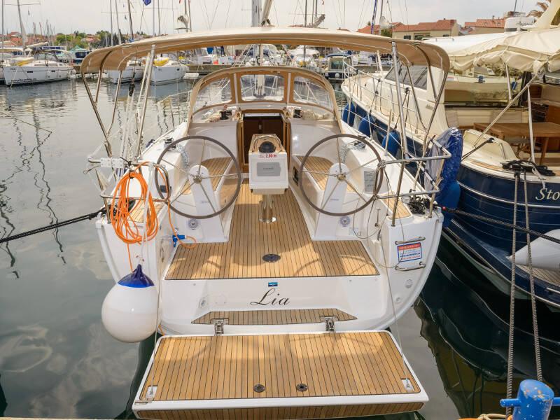 Bavaria Cruiser 34 Lia