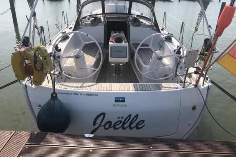 Bavaria Cruiser 37 Joëlle