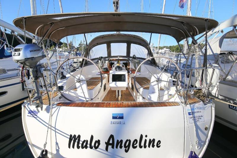 Bavaria Cruiser 37 Malo Angeline