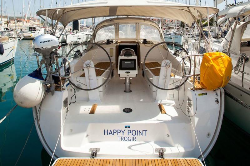 Bavaria Cruiser 37 Happy Point