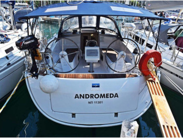 Bavaria Cruiser 37 Andromeda