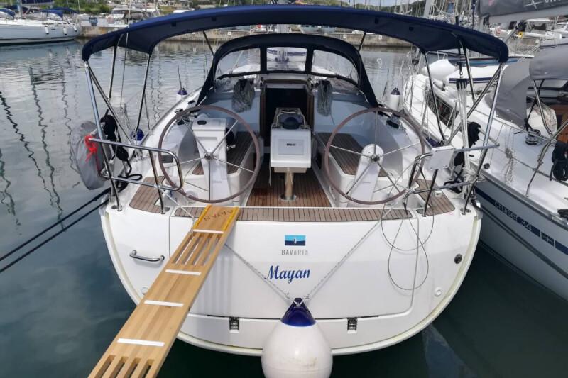 Bavaria Cruiser 37 MAYAN