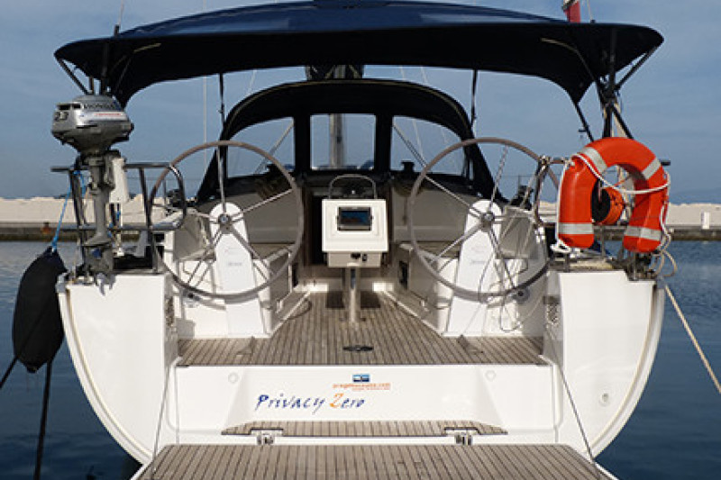 Bavaria Cruiser 37 Privacy Zero