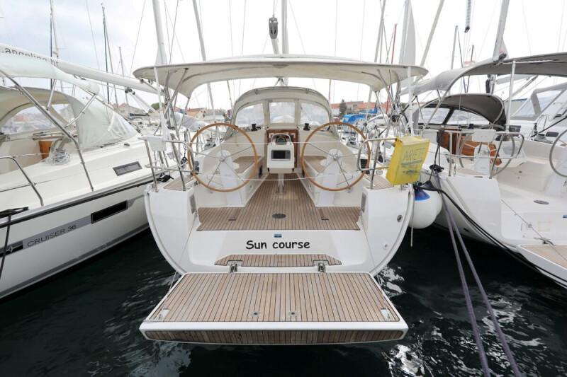 Bavaria Cruiser 37 SUN COURSE