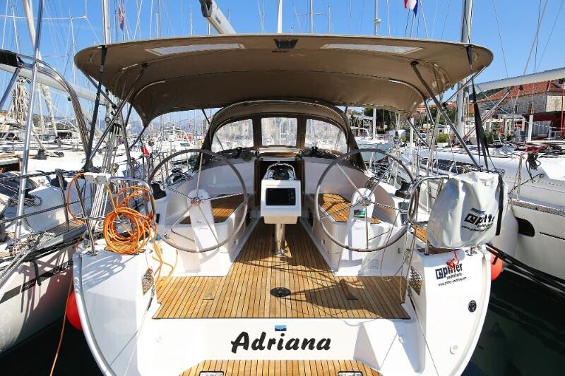 Bavaria Cruiser 37 Adriana
