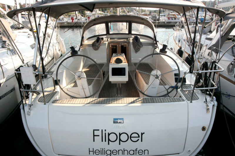 Bavaria Cruiser 41 Flipper