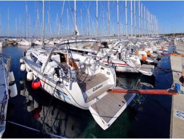 Bavaria Cruiser 41 Calamari