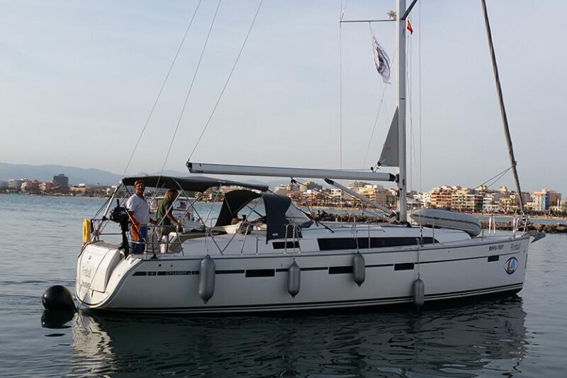 Bavaria Cruiser 41 Fireball