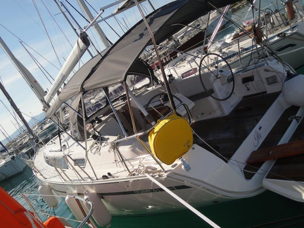 Bavaria Cruiser 41 Ile