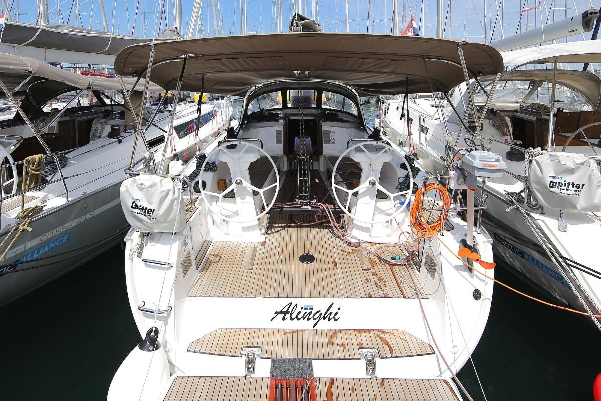 Bavaria Cruiser 41S Alinghi (13)