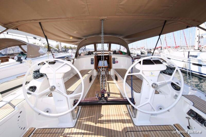 Bavaria Cruiser 41S Viviane II (12)