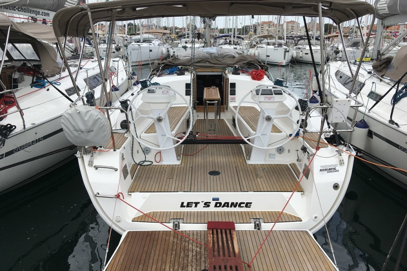 Bavaria Cruiser 41S Let's dance 6