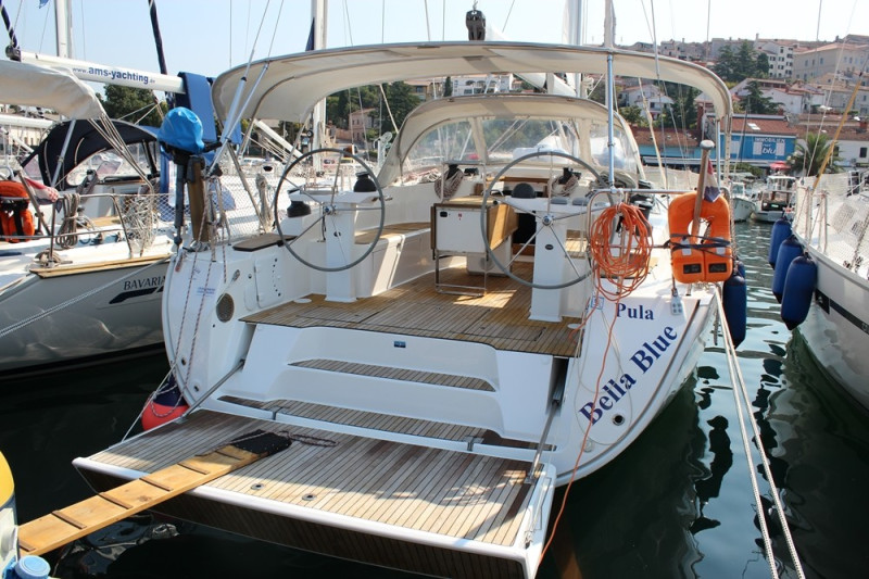 Bavaria Cruiser 45 Bella Blue