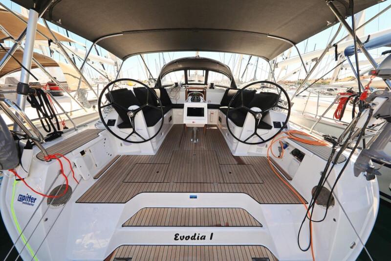 Bavaria Cruiser 46 OD EVODIA 1