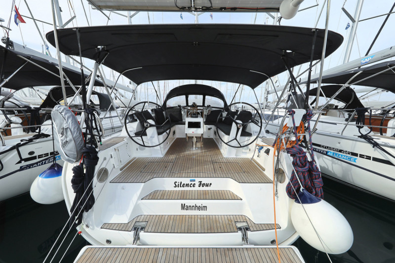 Bavaria Cruiser 46 OD silence four