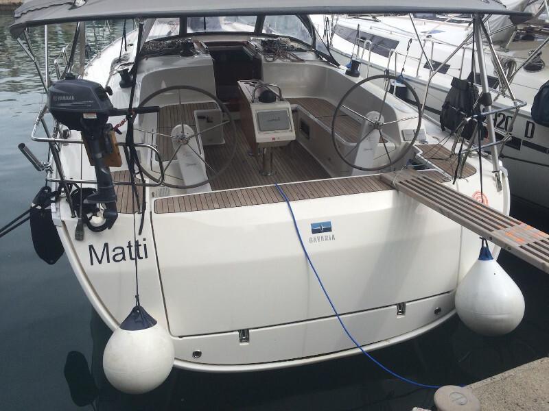 Bavaria Cruiser 46 Matti