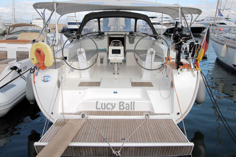Bavaria Cruiser 46 Lucy Ball