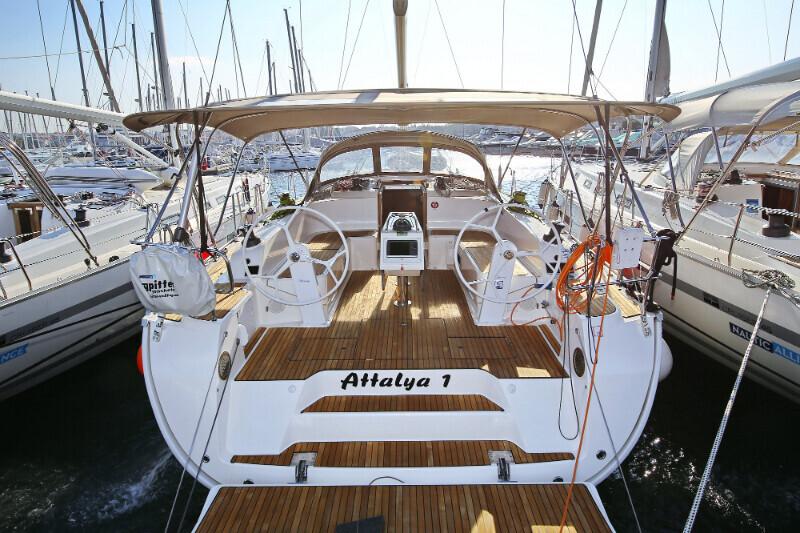 Bavaria Cruiser 46 Attalya 1