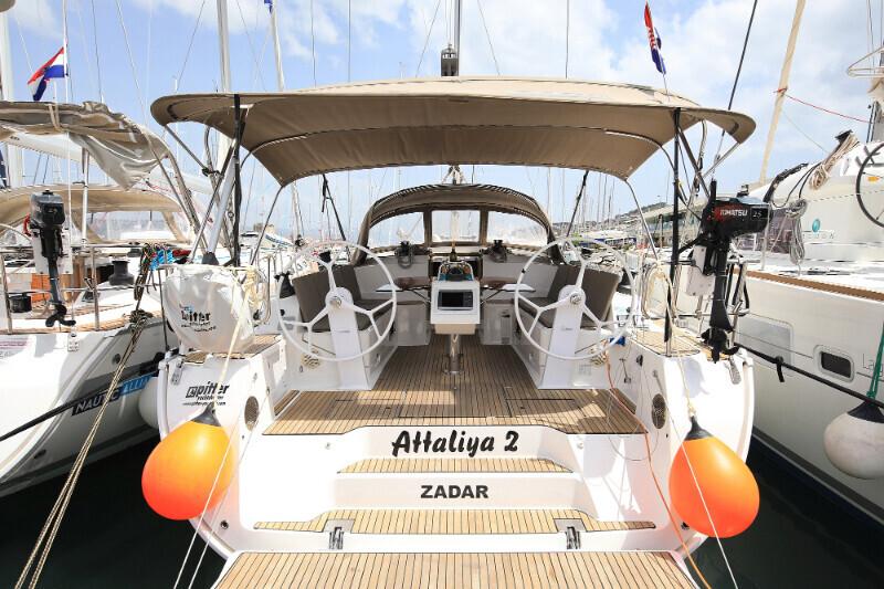 Bavaria Cruiser 46 Attalya 2