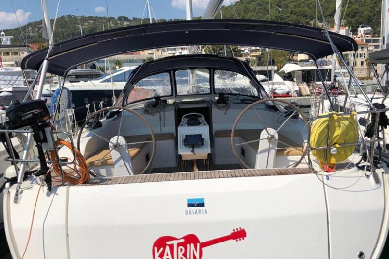 Bavaria Cruiser 51 5 cab. - Katrin 2