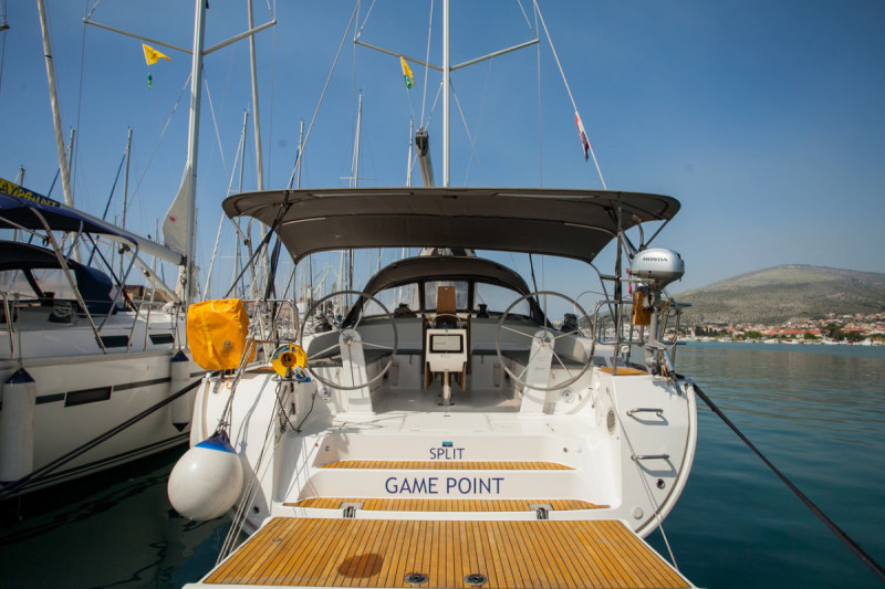Bavaria Cruiser 51 Game Point