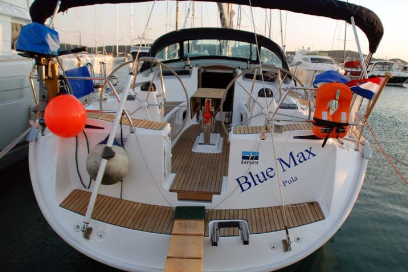 Bavaria Cruiser 51 Blue Max